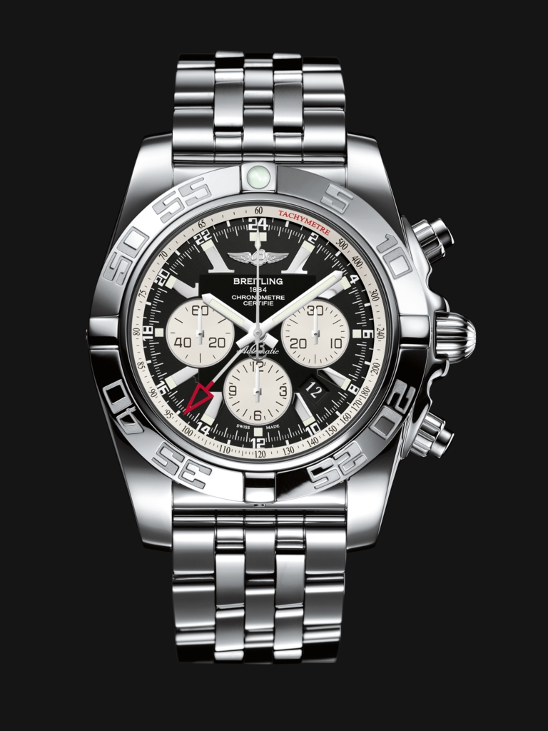 Complex Men's Breitling Chronomat GMT 47MM Replica Watches Hot Sale For UK