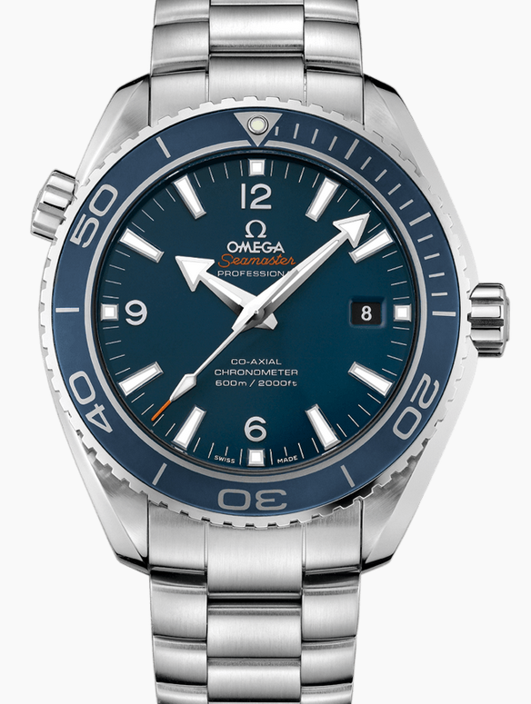 Titanium Omega Seamaster Planet Ocean 600 M Replica Watches