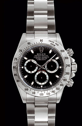 Black Dials Rolex Cosmograph Daytona Copy Watches