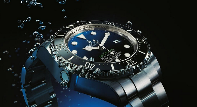 Powerful Swiss Black Ceramic Bezels Rolex Deepsea Copy Watches