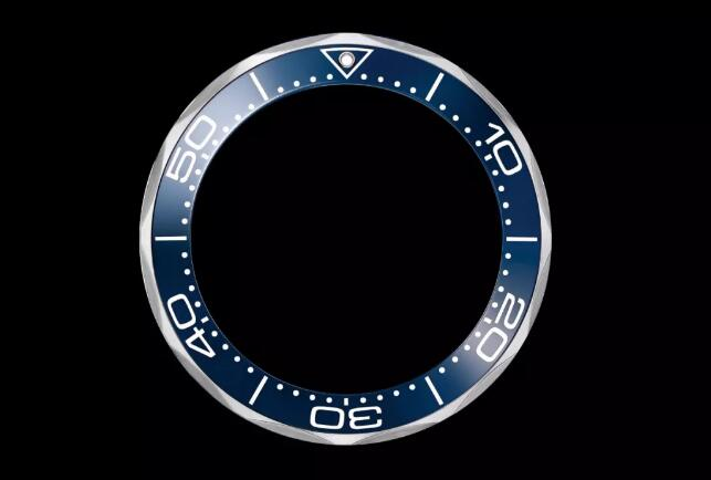 The bezel of diving watch is usually unidirectional.