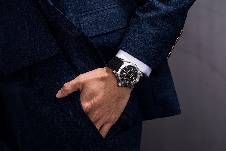 This timepiece will make the wearers very powerful and tough.