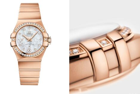 "The ""claws"" are the iconic feature of Constellation collection, making it one of the most recognizable watches."